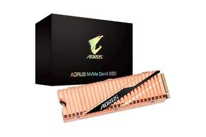 Накопитель SSD M.2 2280 2TB GIGABYTE (GP-ASM2NE6200TTTD)