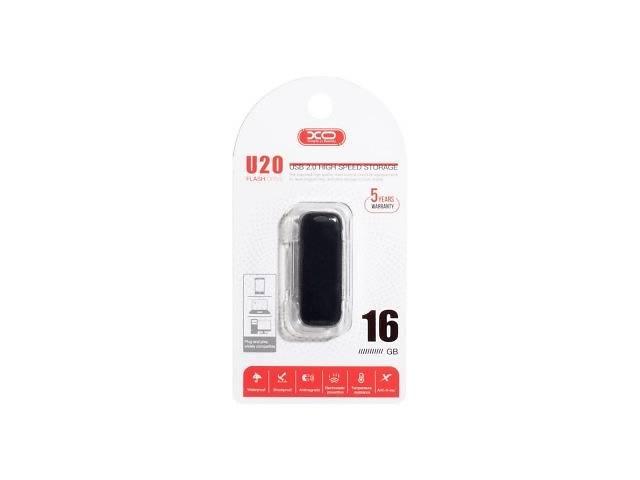 продам Накопитель Usb Flash Drive XO U20 16GB SKL11-232536 бу в Киеве