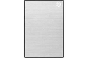 Накопитель внешний HDD 2.5 USB 1.0TB Seagate One Touch Silver (STKB1000401)