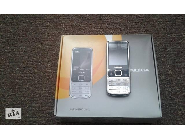 купить бу Nokia 6700 оригинал Венгрия. Видправка Новой почтой. в Виннице
