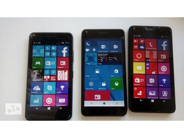 бу Nokia Microsoft Lumia 640 LTE RM-1072  в Новояворовске