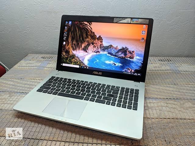 Ноутбук Asus N56VZ Core i7 3610QM 8GB 1TB GF 650 2GB Full HD 1080- объявление о продаже  в Киеве