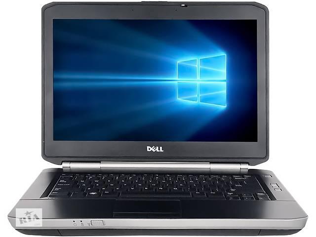 Ноутбук Dell Latitude E5430 14.1 HD LED (Core i5-3340M 2.7 ГГц, 4 ГБ ОЗУ, DVD-RW, Windows 10)- объявление о продаже  в Харькове