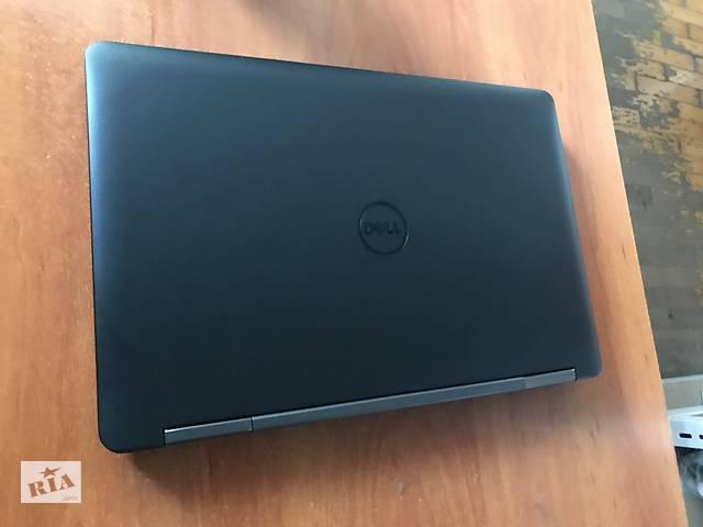 "купить бу Ноутбук Dell Latitude E5540 15,6"" Intell Core i3-4010u 1.7GHz,8GB,500GB з США в Тернополе"