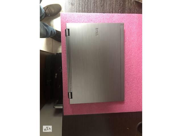"""Ноутбук Dell Latitude E6410 14,1"""" Core i5-560M 2.67GHz,4GB,80GB SSD з США- объявление о продаже  в Тернополе"""
