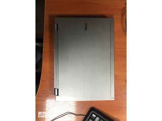 "бу  Ноутбук Dell Latitude E6410 14,1"" Core i5-M520 2.4GHz,4GB,80GB SSD з США в Тернополе"