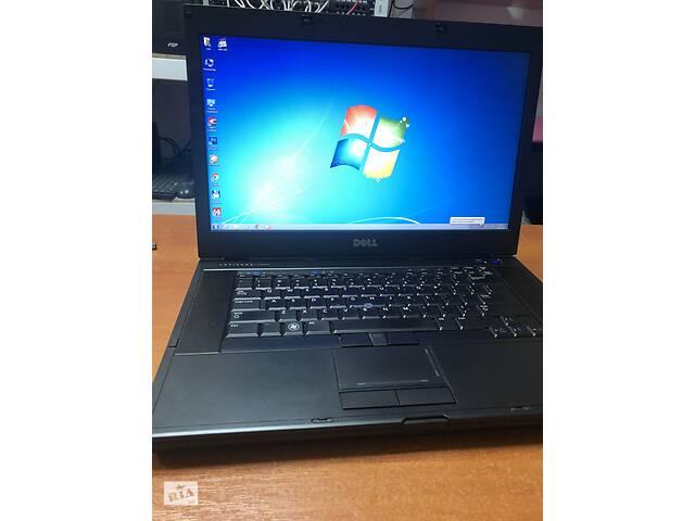 """бу  Ноутбук Dell Latitude E6510 FullHD 15.6""""Core i5-540M 2.53GHz,8GB,180GB SSD з США в Тернополе"""