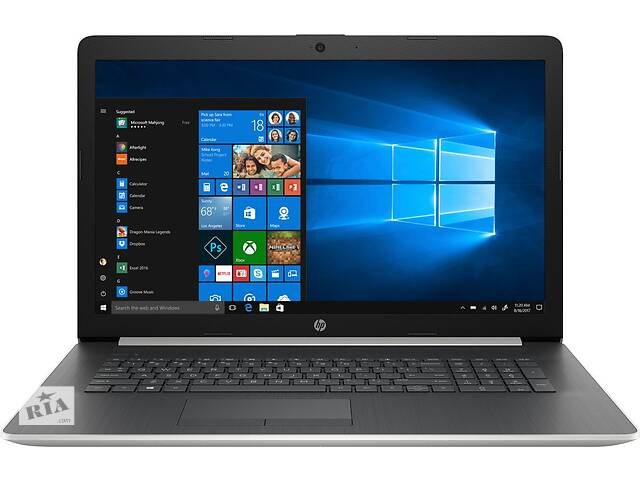 продам Ноутбук HP ca1000nf 17.3 HD LED (AMD Ryzen 3, ОЗУ 4 ГБ DDR4,  Windows 10) бу в Харькове