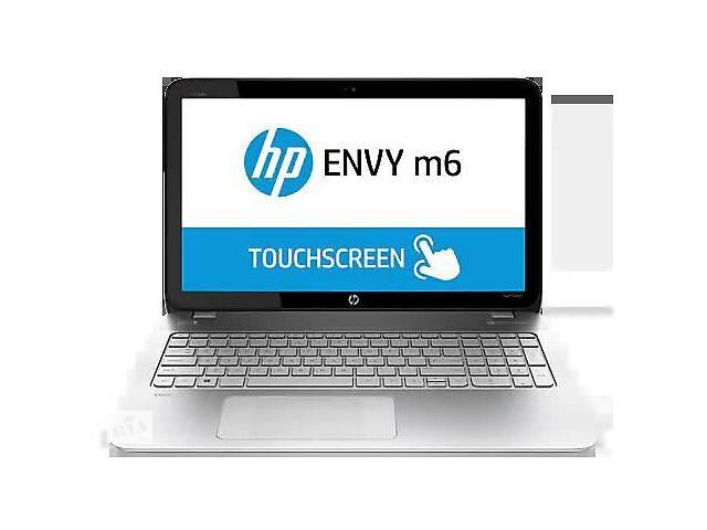 """продам Ноутбук HP Envy m6-n010dx / 15.6"""" (1366x768) TN Touch / AMD A10-5750M (4 ядра по 2.5 - 3.5 GHz) / 6 GB DDR3 / 240 GB... бу в Киеве"""