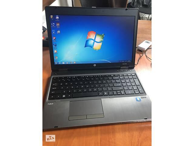 """бу Ноутбук HP ProBook 6565b 15,6"""" AMD A6-3410MX 1.60GHz (QuadCore) 4GB,500GB HDD з США в Тернополе"""
