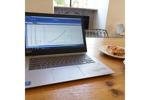 Ноутбук Lenovo 120s-14IAP, n4200 4gb, ssd 128gb