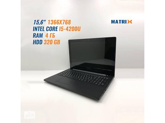 """продам Ноутбук  Lenovo G50-70 (15,6"""",RAM 8GB,HDD 320GB) бу в Днепре (Днепропетровск)"""