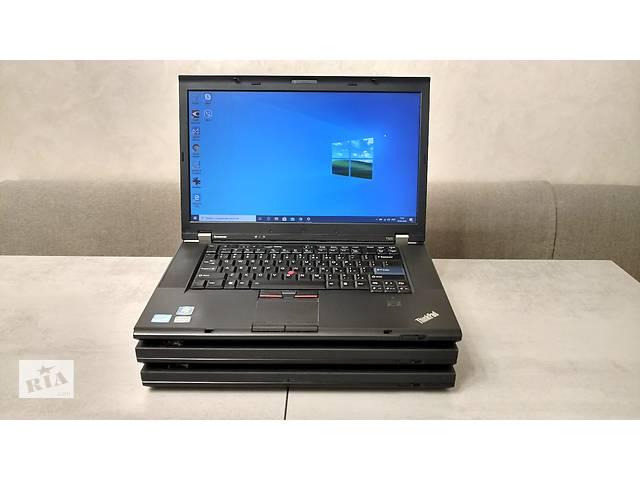 """продам Ноутбук Lenovo ThinkPad T520, 15.6"""", i5-2520M, 8GB, 500GB. Гарантия. Перерасчет, наличные бу в Львове"""
