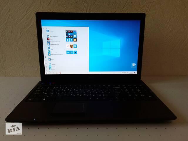 купить бу Ноутбук (лептоп) Acer Aspire 5253-C52G32Mncc (LX.RDQ0C.008) +ДАРУНКИ! в Киеве