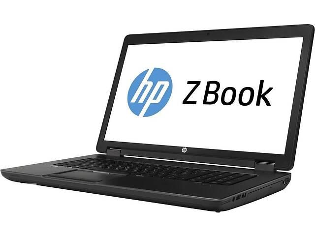 """бу Ноутбук рабочая станция HP Zbook 15 / 15.6"""" (1920x1080) TN / Intel Core i5-4300M (2(4) ядра по 2.6 - 3.3 GHz) / 8 GB... в Киеве"""