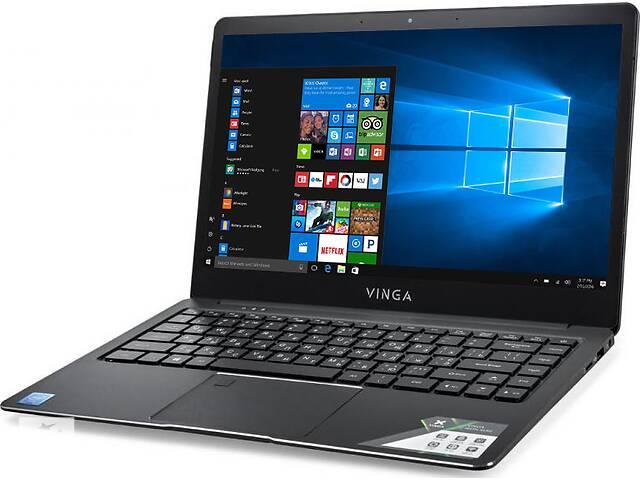 Ноутбук Vinga Iron S140 Black (S140-C40464BWP)- объявление о продаже  в Киеве