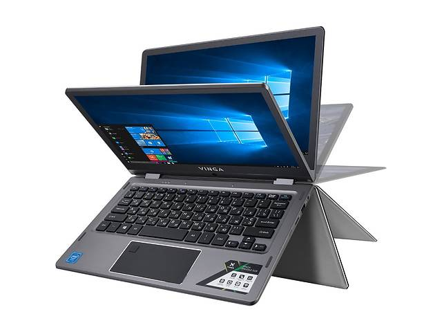 бу Ноутбук Vinga Twizzle J116 Grey (J116-P50464GWP) в Киеве