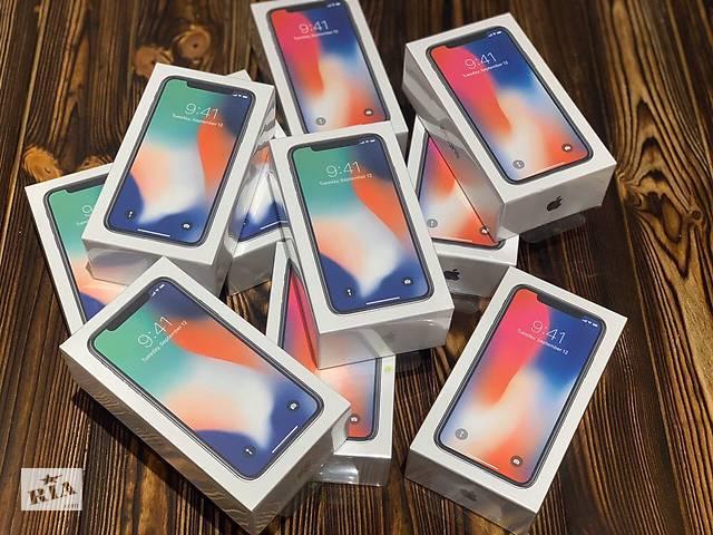 Новые Apple iPhone 6s 7 7+ 8 8+ X 32/64/128/256gb ГОД ГАРАНТИИ!!