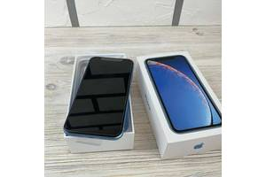 Новый iPhone XR 256GB Blue - гарантия