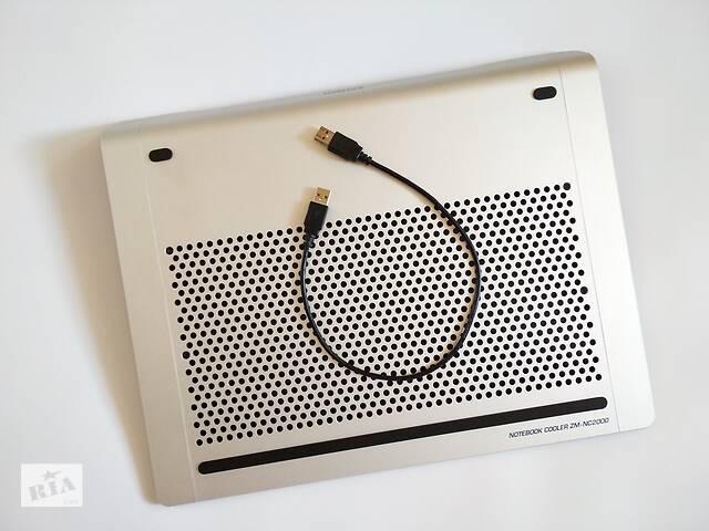 купить бу Охолоджуюча підставка кулер під ноутбук Zalman ZM-NC2000 в Дніпрі (Дніпропетровськ)