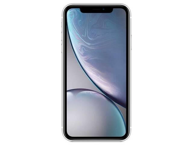 купить бу Оригинальный Apple-Mania iPhone XR 64Gb (White) в Харькове