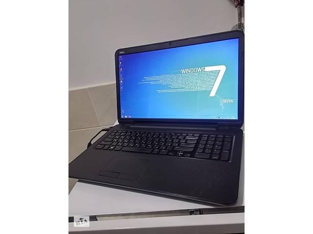 бу Отличный 17 дюйм ноутбук для работы Dell Inspiron 17 3723 в Киеве