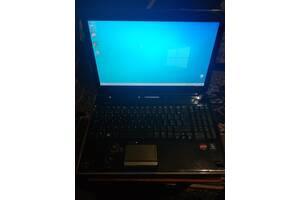 Отличный ноутбук HP с сенсорной панелей, компьютер