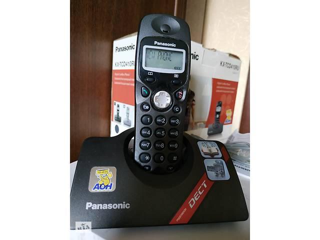Pадіoтeлeфoн Panasonic KX-TCD410RU- объявление о продаже  в Виннице