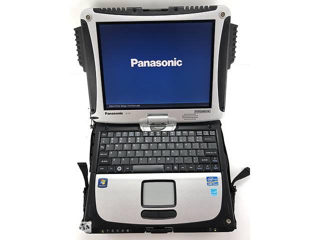 продам Panasonic CF-19 MK5 i5-2520M 3.2ГГц 4/500 Гб бронирований СТО новий бу в Львове
