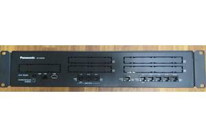 Panasonic KX-NS500UC, ip-атс, базова конфігурація + 10 зовнішніх sip-транків