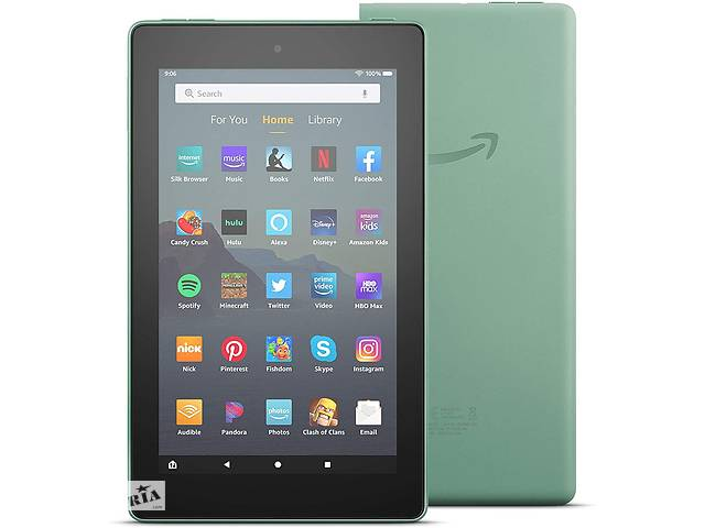 купить бу Планшет Amazon Kindle Fire 7& quot; 16Gb (9th Gen) Sage в Києві