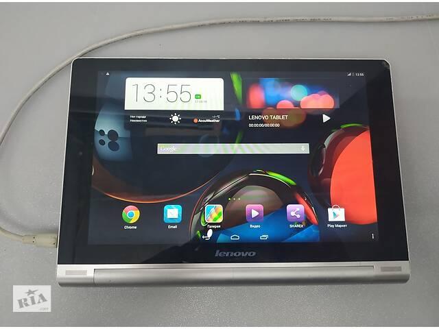 """Планшет Lenovo Yoga Tablet 10"""" WiFi 16GB 60047 слабая батарея- объявление о продаже  в Киеве"""