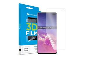 Пленка защитная MakeFuture для Samsung S10 Plus 3D (MGFU-SS10P)