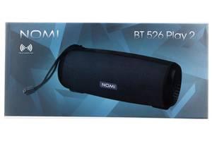 Портативна акустика Nomi BT 526 Play 2 Black