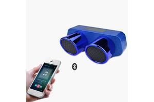 Портативная Bluetooth колонка Hi Sound JC288 PORSCHE SMALL акустика выхлопные трубы порш Синий