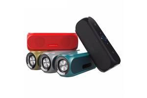 Портативная Bluetooth колонка HOPESTAR H19 с микрофоном  (Bluetooth, NFC, MP3, AUX, Mic)