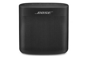 Портативная колонка Bose SoundLink Color II Soft Black