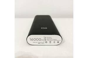 Портативное зарядное устройство power bank павербанк 160006000 MI M5. Цвет черный