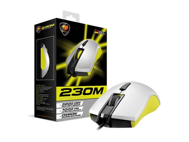 бу Продам COUGAR 230M Gaming Mouse (в наличии 2 привезены из европы) в Запорожье