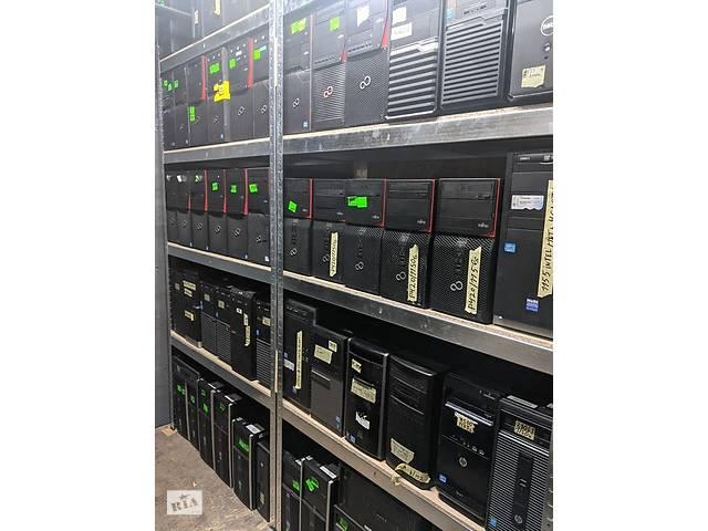 Продам компьютеры Fujitsu, Dell, Hewlett-Packard с i3, i5, i7 (2-6gen)- объявление о продаже  в Киеве