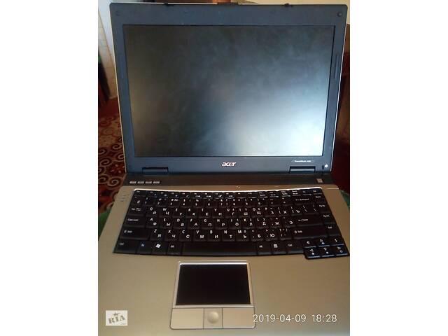 Продам ноутбук ACER TravelMate 2482NWXCi. 800грн- объявление о продаже  в Краматорске