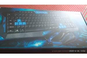 Продам новую игровую мышку с клавиатурой