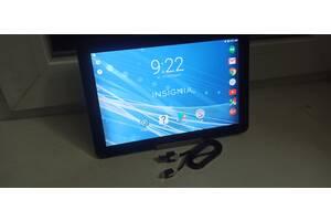 Продам планшет Insignia GPS, IPS ,10.1! 4 ядра! 1\32 Гб! Android 6