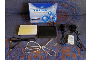 Продам роутеры ASUS RT-N10, TD-W8901N и TP-LINK TD-8810