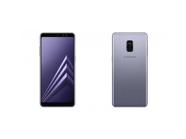 купить бу Продам Samsung Galaxy A8 plus б/у в Днепре (Днепропетровск)