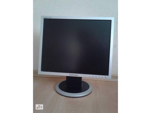 бу Продам  Самсунг жк монитор  syncmaster 740 n б/у в Виннице