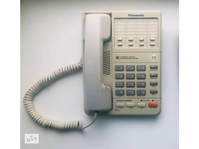 бу Продам стационарный телефонный аппарат Panasonic в рабочем состоянии в Николаеве