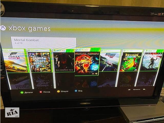 купить бу Продам Xbox 360 в Хмельницком