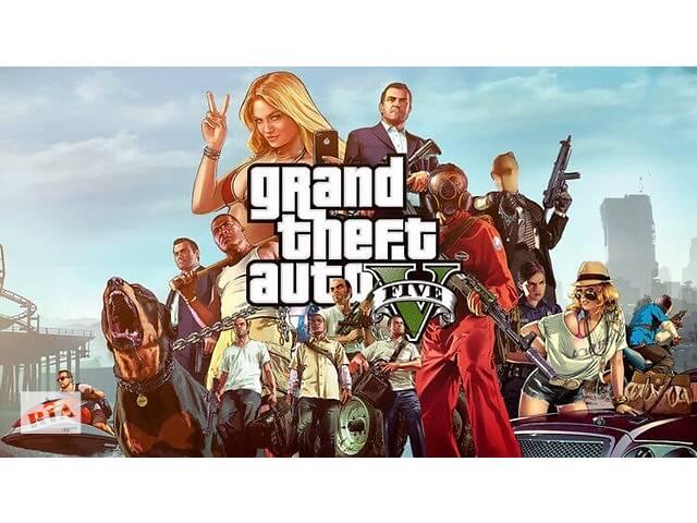 купить бу Продам игру GTA 5 Premium Online Edition  в Краматорске