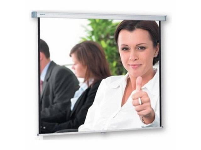 Проекционный экран SlimScreen MWS 180x180см Projecta (10200063)- объявление о продаже  в Харькове